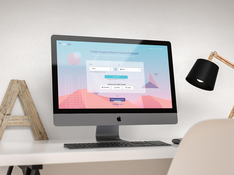 LiquidSwap Website